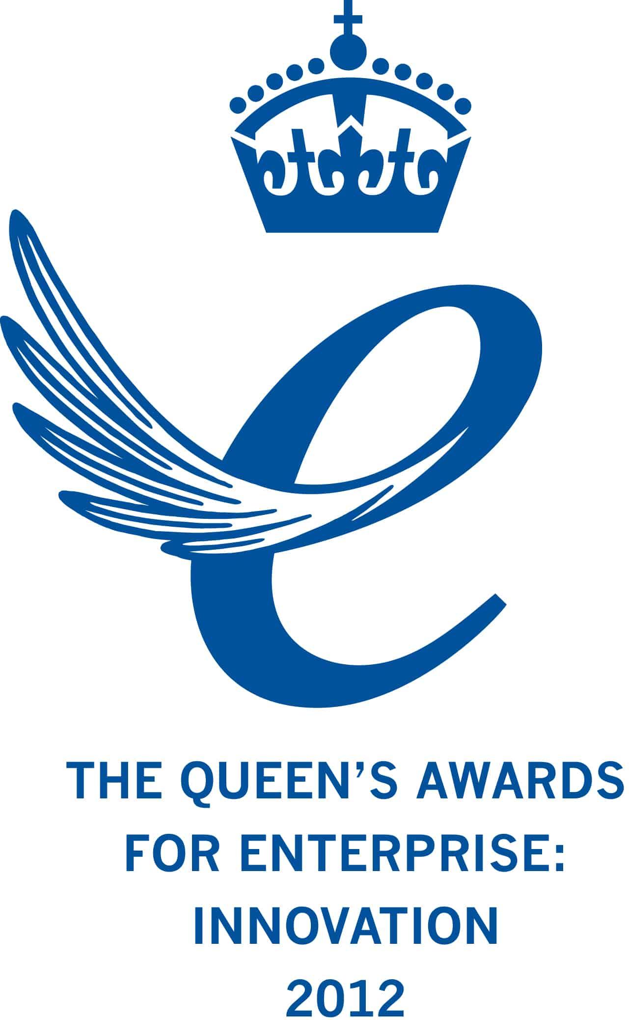 queens award logo innovation