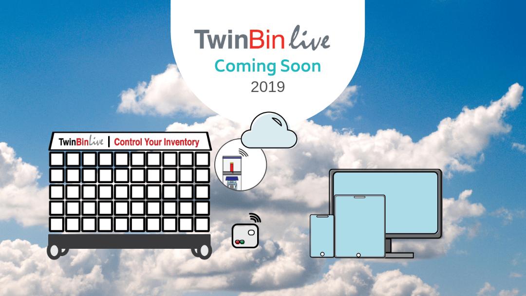 TwinBin Live Coming Soon 2019