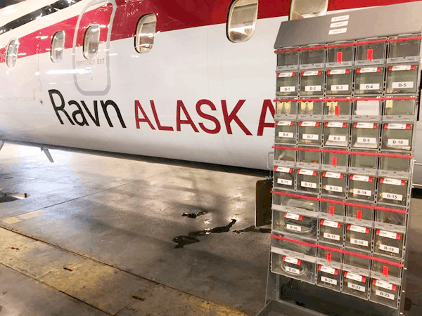 Ravn Aircraft and the TwinBin system